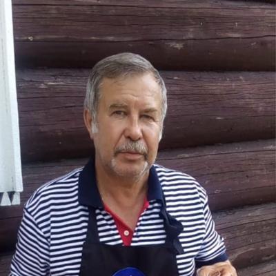 Сергей Павлович, Приозерск