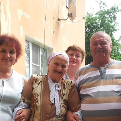 Светлана Садкова, Старая Русса