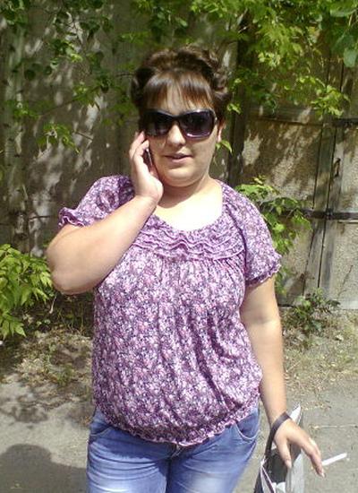 Анастасия Барсукова, Называевск