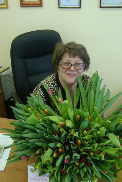 Марина Груданова