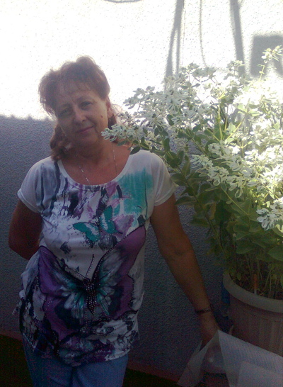 Lyudmila Galenko, Shymkent