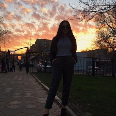 Анастасия Александрова, Донецк