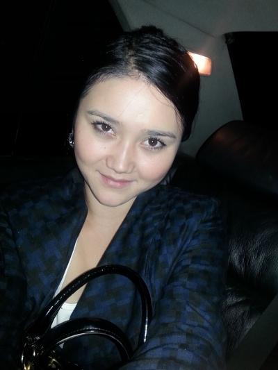 Зарина Таджибаева, Алматы