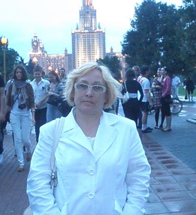Ирина Мальчёнкова
