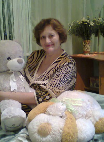 Зинаида Шаркова
