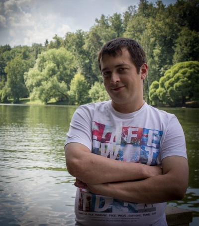 Максим Евтушенко, Москва
