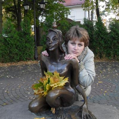 Светлана Хитрина, Калининград