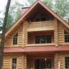 Севердом  |  Дома из дерева