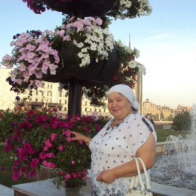 Gulsima Arslanova, Nizhnekamsk