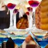 FineBar Выездной бар,Пирамида Шампанского в Туле