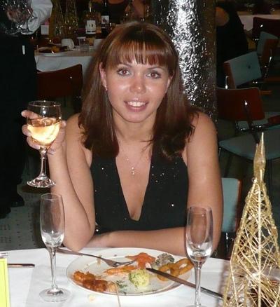 Светлана Арсланова, Санкт-Петербург