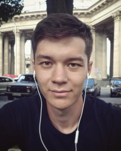 Дмитрий Байгазин, Оренбург
