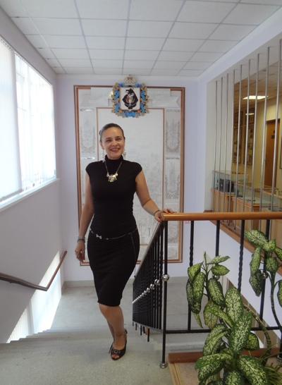 Лариса Черствова, Хабаровск
