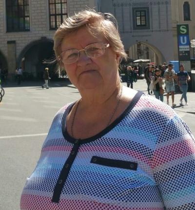 Елена Степановна, Одесса