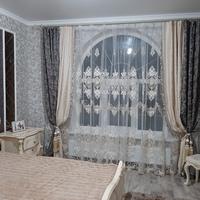 Тюль и шторы АНК44 Садовод