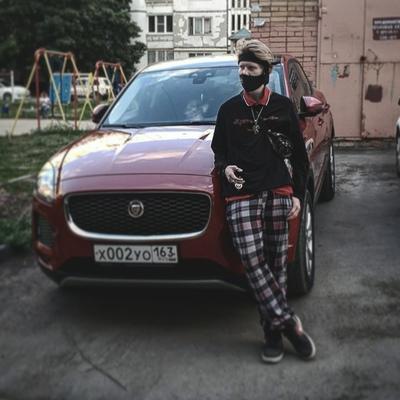 Егор Балтиков, Самара