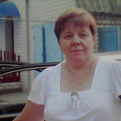 Людмила Телегина