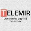 Телемир-ТВ | Спутниковое и цифровое ТВ в МО