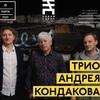 Трио Андрея Кондакова. 13.03. НC Александрники
