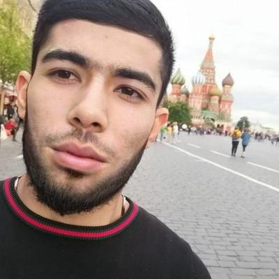 Джумъахон Раджабов, Москва