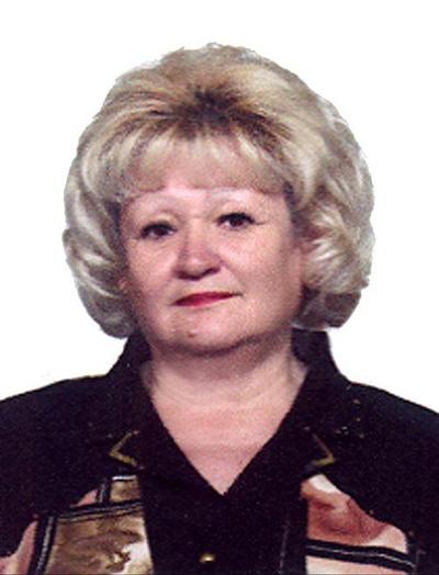 Natalia Sharonova, Volzhsk