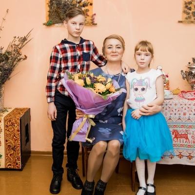 Галина Перевощикова