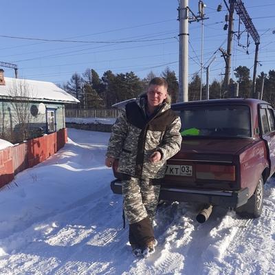 Денис Коркин, Улан-Удэ