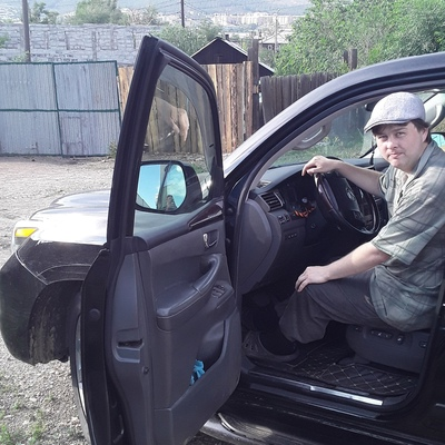 Коля Дадакин, Улан-Удэ