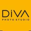 Diva Studio. Съемка в фотостудии. Минск