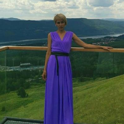 Ольга Маркова, Назарово