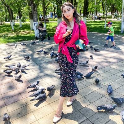 Мехрибан Алиева, Баку