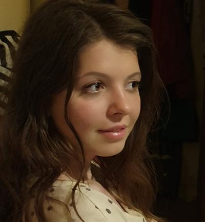 Kristina Romanovskaya, Москва