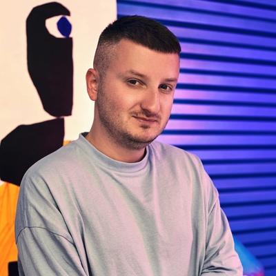 Kirill Slider, Saint Petersburg
