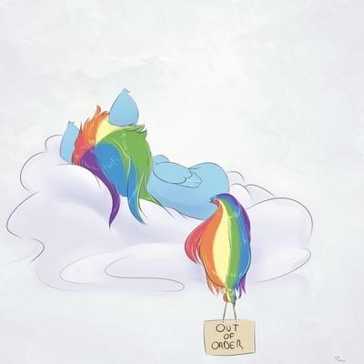 Rainbow Dashpegasus, Смоленск