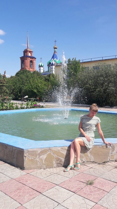 Ирина Гуськова, Самара