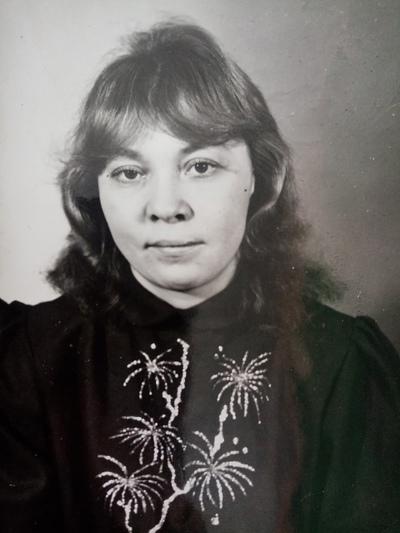 Тамара Садилова-Боронникова