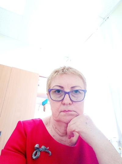 Валентина Волосатова, Пермь