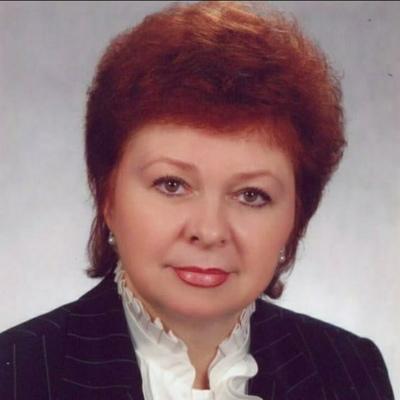 Татьяна Охрименко