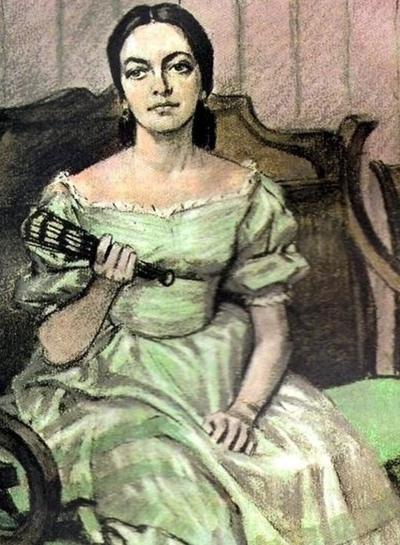 Анна Одинцова, Санкт-Петербург