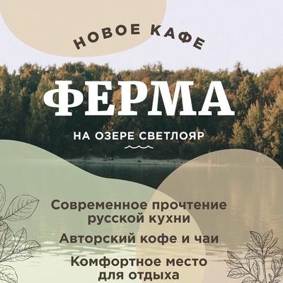 Кафе-Ферма С-Владимирское, Владимирское