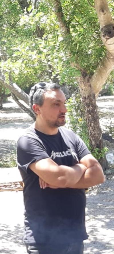 Сергей Массуров, Хайфа