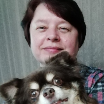 Ольга Сухарникова