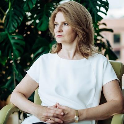 Наталья Касперская, Москва