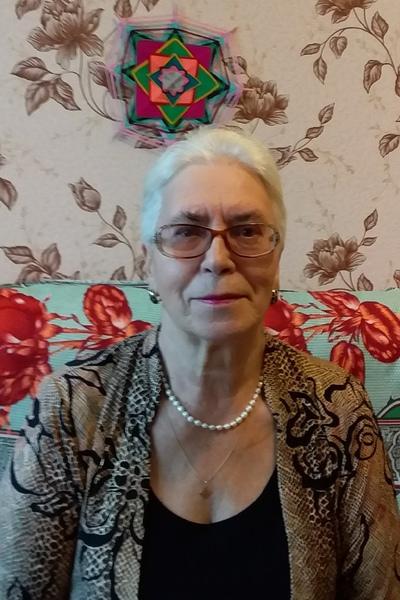 Нина-Васильева Архипова