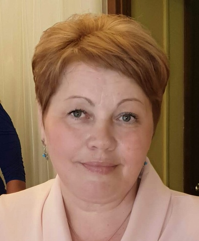 Лариса Березко, Санкт-Петербург