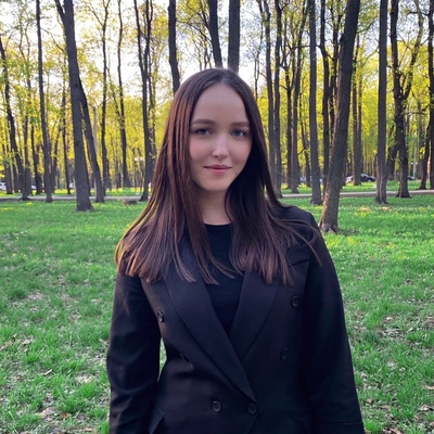 Александра Мереняшева