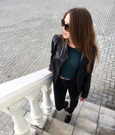 Кристина Новикова, Москва