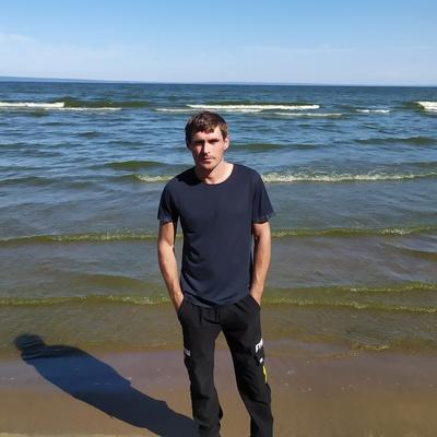 Евгений Гильденберг, Калининград