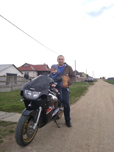 Виктар Бондарович, Минск