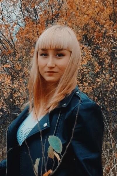 Анжелика Симкина, Борисовка